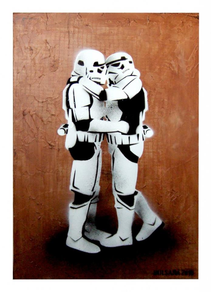 Stormtrooper love
