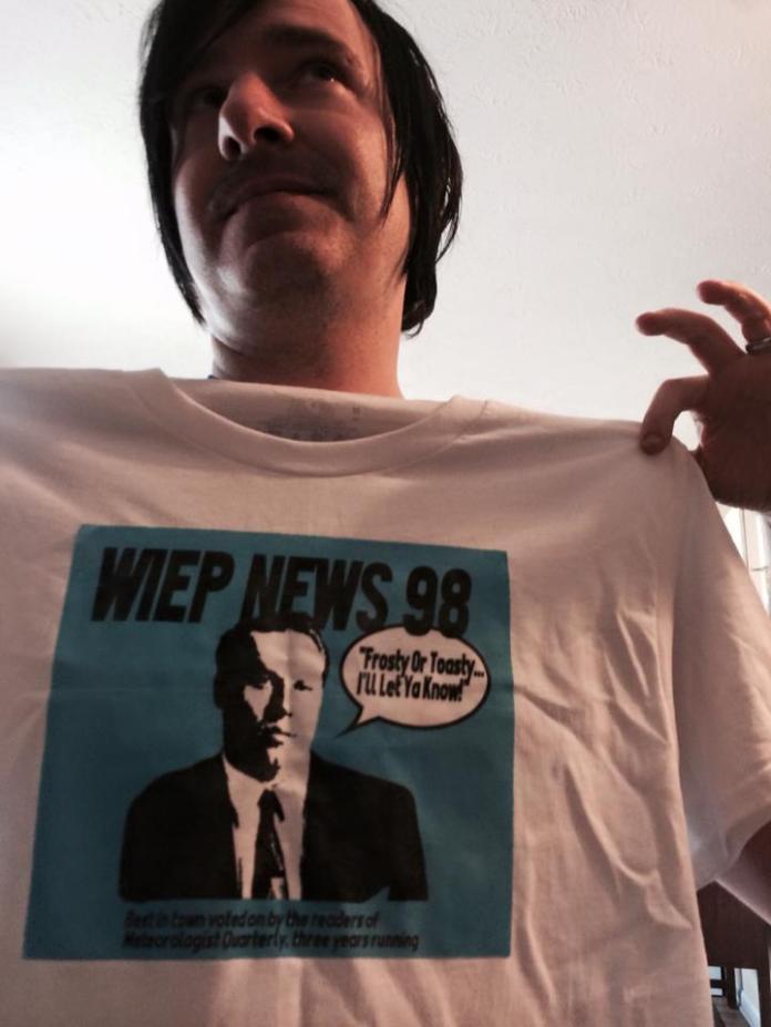 weatherman-t-shirt