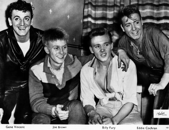 Photo of Gene Vincent
