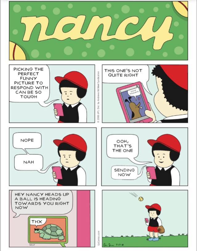 NancyCellphone